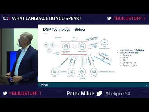 Peter Milne - Achieving High Load in Advertising Technology
