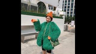 Женская шуба из искусственного меха c21 новый стиль 2019 купить на Aliexpress