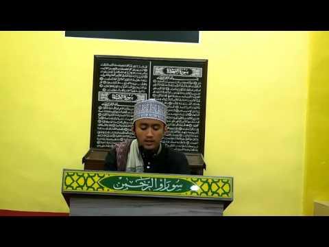 Surau Ar Rahman - Bacaan Al Quran Bertaranum oleh Muhammad Umair Abdillah