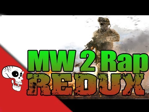 Modern Warfare 2 Rap REDUX  JT Music