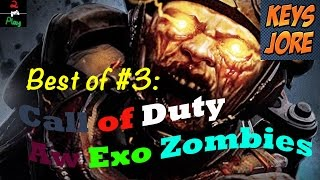 Best Of KeysJore/Kreis Call Of Duty AW Exo Zombies XXL