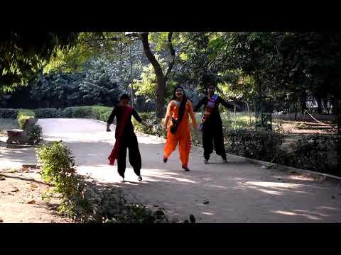 Bhangra on Brobar Boli By Nimrat Khaira || Punjabi Virsa Bhangra Academy 2018