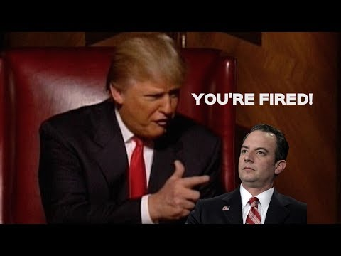 BREAKING NEWS: Trump Replaces Reince Priebus