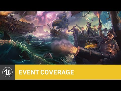Unreal Engine: Realistic AI Shark Movement in Sea of Thieves by Rare