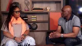 Wes Berwise & Lalah Hathaway Soul Talk Full London Interview