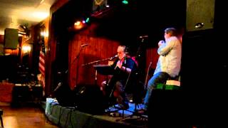 Randall Big Daddy Webster and Doc Palecki performing Dylan's Slow Train Coming [HQ].mp4