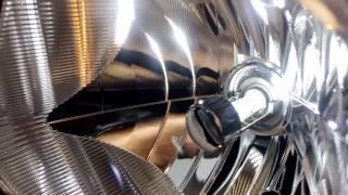 Nissan Versa 2017 Iluminacón BiLED & BiXenón Premium, Luz DRL Video