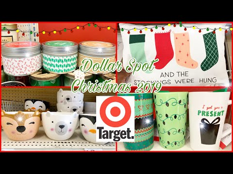 Target Christmas 2019 | Target Dollar Spot 2019 Christmas Part 3