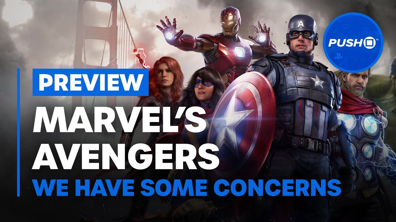 MARVEL'S AVENGERS PS4 PREVIEW: We've Played It | PlayStation 4