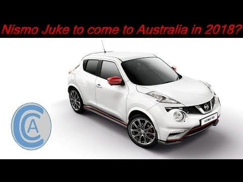 Nissan / Nismo Juke RS Turbo To Come To Australia In 2018?