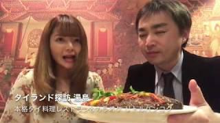 【上野タイ料理】湯島のタイパブ女性に人気タイ料理店はタイ人の女性が同伴で溢れています!<リトルバンコク>
