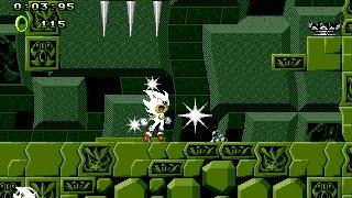 「SRS」Sega Genesis | Sonic Classic Heroes (Sonic the Hedgehog)