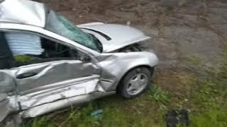 Bărbat în comă în urma unui accident rutier