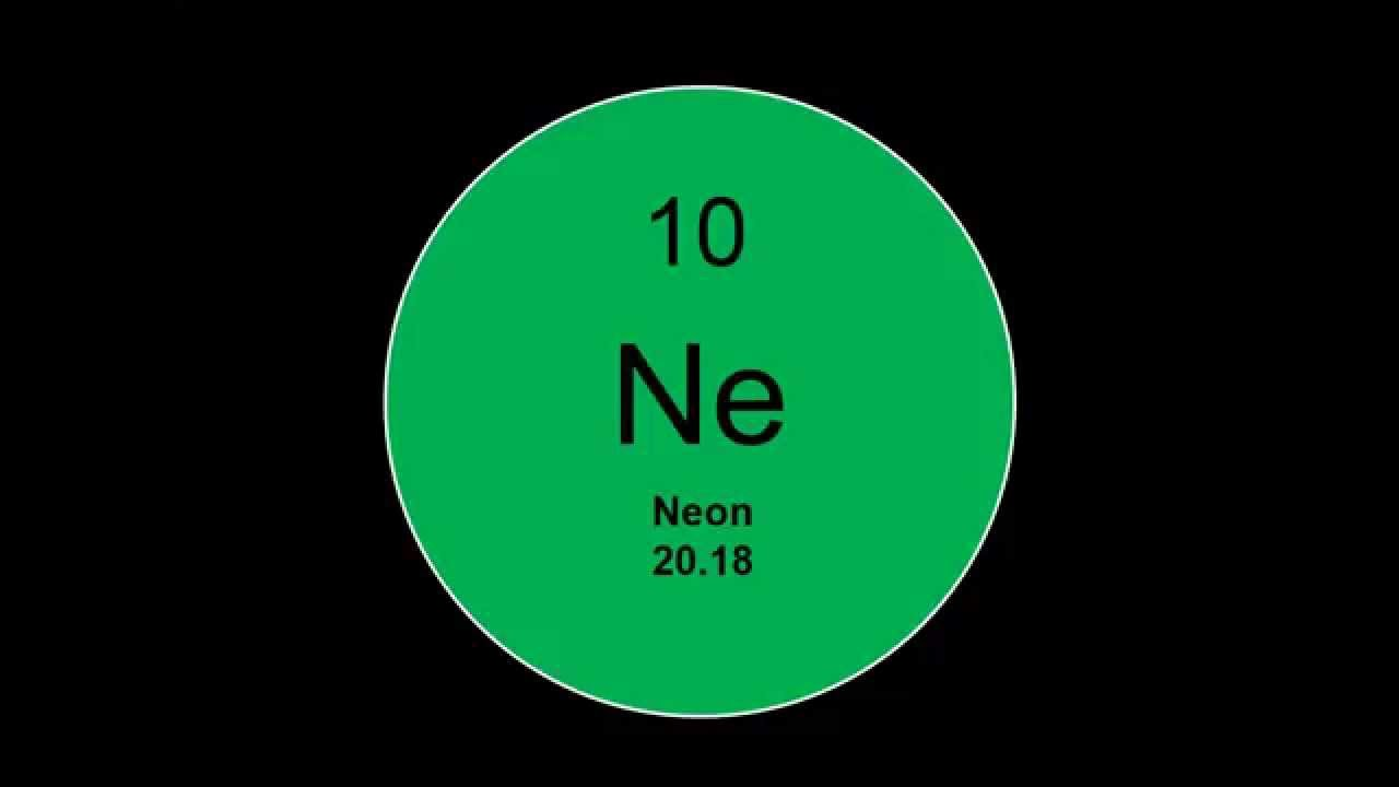 Element 10 neon facts youtube gamestrikefo Gallery