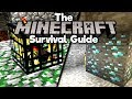 How To Find Diamonds! ▫ The Minecraft Survival Guide (1.13 Lets Play / Tutorial) [Part 4]