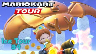 Finishing the ICE TOUR - Mario Kart Tour - Ice Tour Part 8