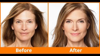Anti Aging Face Mask & Serum to Remove Wrinkles and Dark Circles
