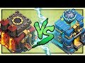 Town Hall 10 EASILY TWO STARS Town Hall 12 in Clash of Clans Clan War League!