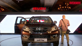 First look review_ 2017 Isuzu MU-X launched in India