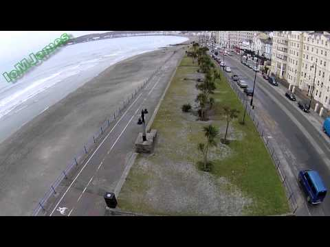 The storm surge Jan 3, 2014 Douglas, Isle Of Man