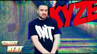 Kyze - #StreetHeat Freestyle [@Kyze] | Link Up TV