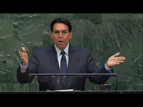 """Israel ambassador to UN: """"Jerusalem is the capital of the state of Israel. Period."""""""