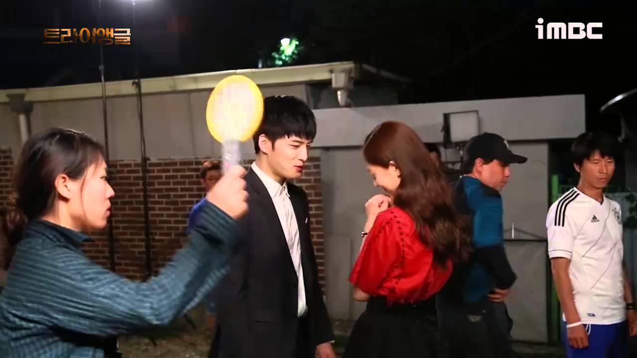 Triangle Korean Drama Kiss Scene   www.imgkid.com - The ...