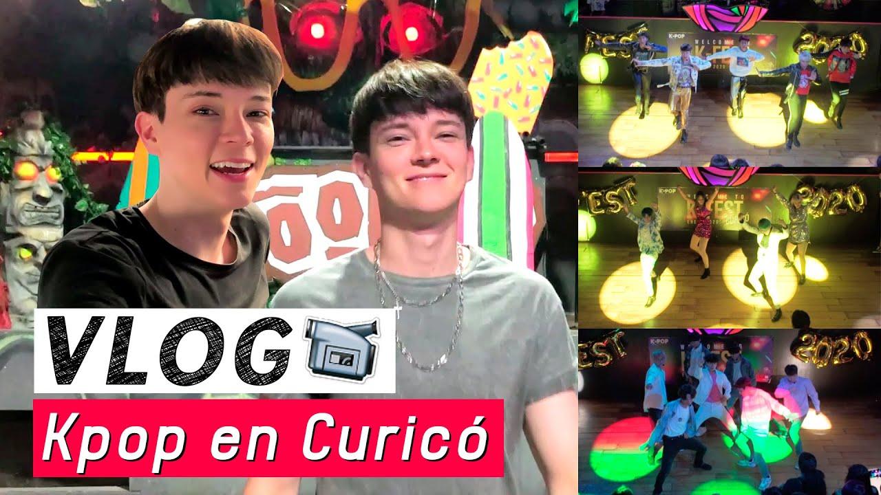 VLOG 📹: ¡Dancecovers BTS, SHINee y KARD en Curicó! Viajamos de Santiago a un evento increíble