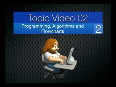 Topic02 - Introduction to Programming, Algorithms, and Flowcharts