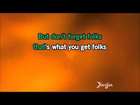 Karaoke   Howard   Makin' Whoopee   Redbone