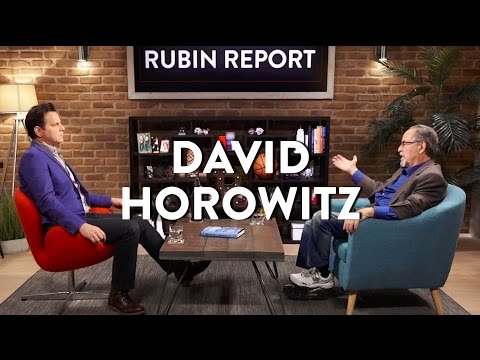Communism, Trump, and Leaving the Left | David Horowitz | POLITICS | Rubin Report