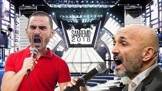 LA SERIE A CANTA SANREMO 2018