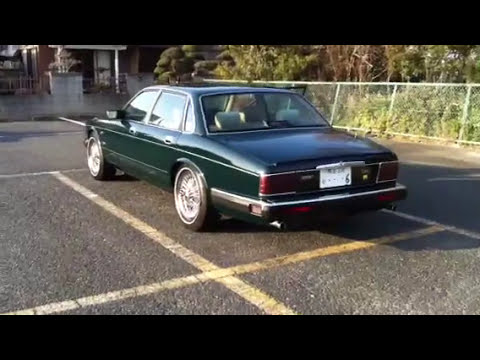jaguar xj6 xj40 1993 3 2 youtube. Black Bedroom Furniture Sets. Home Design Ideas
