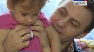 Лиза Крупка, 2 года, органическое поражение головного мозга, гидроцефалия