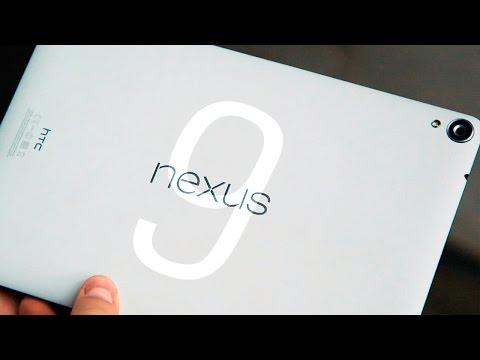 Первый обзор Nexus 9