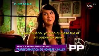 La verdadera historia de Priscila Bastidas, la transexual venezolana