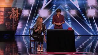 World best crying magic show!!! in America got talent on 31 december