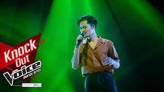 กฤษฏ์ - ร(W8) - Knockout - The Voice Thailand 2019 - 18 Nov 2019