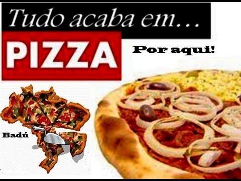 os prazeres da pizza no brasil tudo acaba em pizza youtube. Black Bedroom Furniture Sets. Home Design Ideas