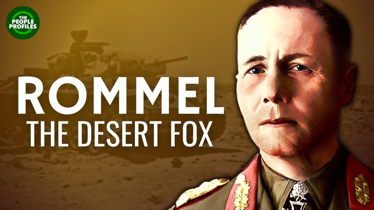 Download Erwin Rommel - The Desert Fox of The Afrika Corps Documentary