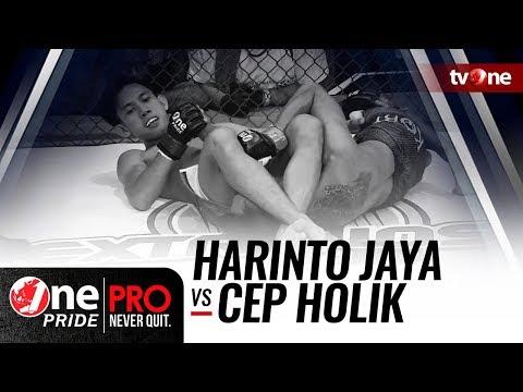[HD] One Pride MMA #3: Harinto Jaya VS Cep Holik - Flyweight Rangking Fight Mp3