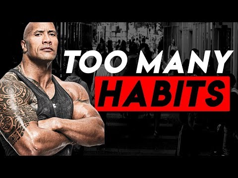 Can you Have TOO many Habits? Practical Psychology's Habit Harvester Series Reply