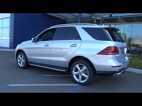 2018 Mercedes-Benz GLE Pleasanton, Walnut Creek, Fremont, San Jose, Livermore, CA 18-0110