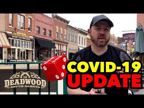 Shooting Dice In Deadwood - Craps Update