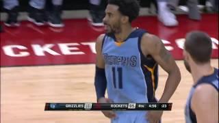 Memphis Grizzlies at Houston Rockets- January...