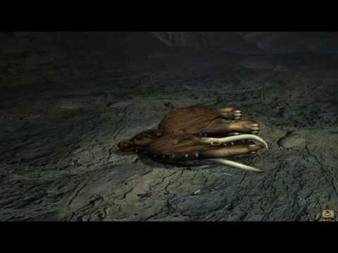 Let's Play Syberia Part 4 Ancient Cave with Old Moldy Toys