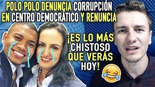 ¡Uribistas se arrepienten! Miguel Polo Polo ataca al Centro Democrático *Denuncia CORRUPCIÓN*