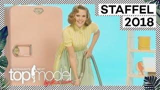Zeitreise in die 60er: Können sich die Models in die 60er zurückversetzen? | GNTM 2018 | ProSieben