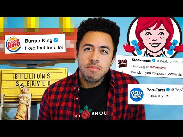 What Is Going On With Fast Food Twitter?