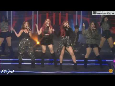 4TH IMPACT Unleash The Diva at MYX Music Awards 2017